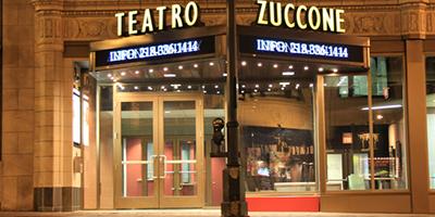Zeitgeist Teatro Theatre